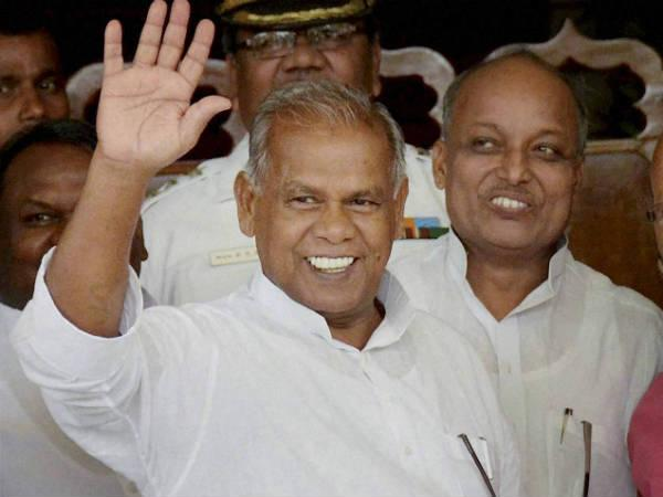 Jitan Ram Manjhi owns two guns, but no match to his ministers in wealth.