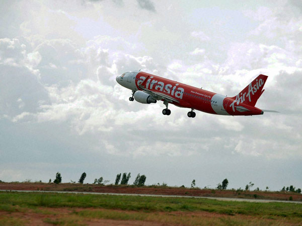 AirAsia plane may have landed safely