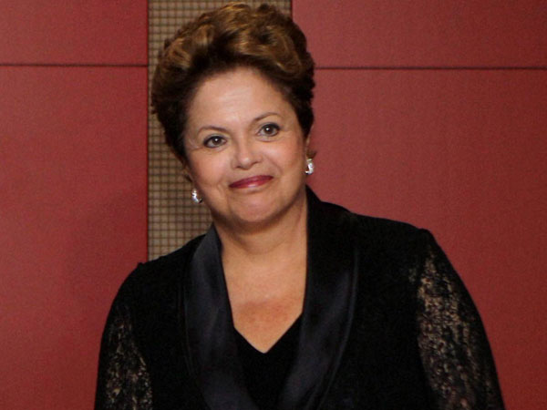 Rousseff vows to boost economy