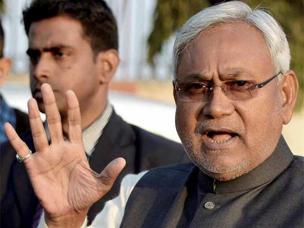 In 2015, BJP's Vijay rath will be stopped in Bihar, says Nitish Kumar.