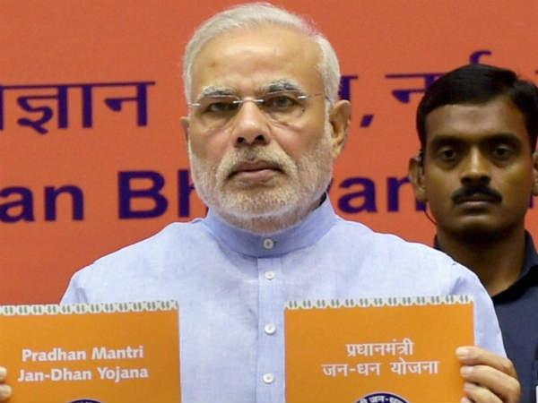 Jan Dhan yojna on right track