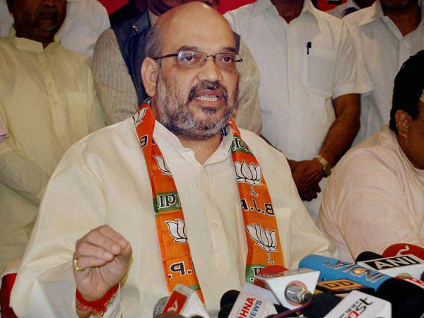 Amit Shah's master plan for 2015