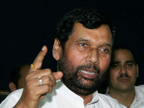 PM Modi or BJP has nothing to do with 'ghar wapsi': Paswan