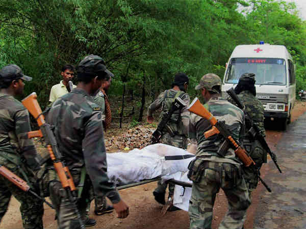 Chhattisgarh: Two CoBRA jawans injured in pressure bomb blast planted by Maoists