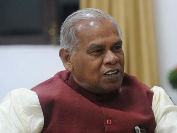 I am a novice in politics: Jitan Ram Manjhi