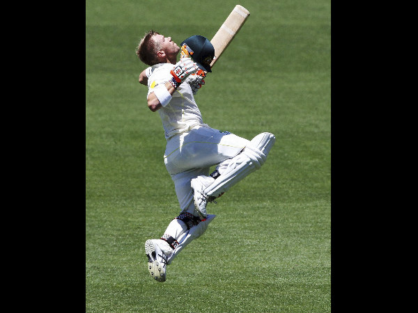 David Warner - 3rd century of the series