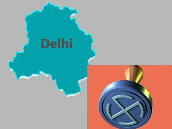 Delhi: 1.72 lakh 1st time voters in 2015