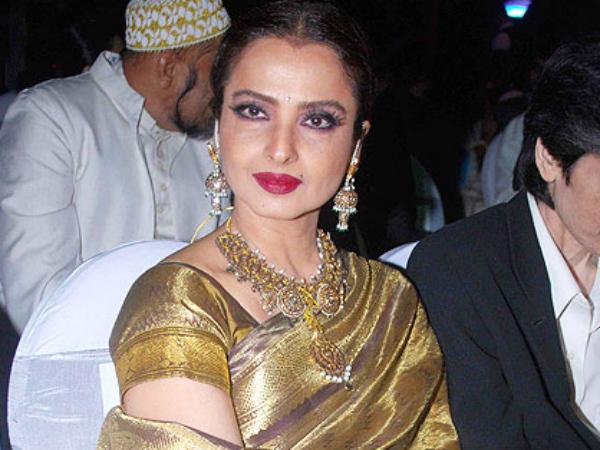 Rekha Latest News Photos Reviews: Veteran Actress Rekha To Be Brand Ambassador Of Bihar