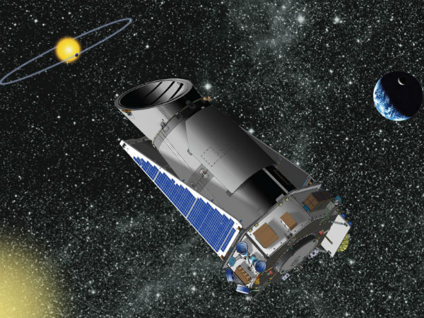 NASA's Kepler telescope finds eight new planets.
