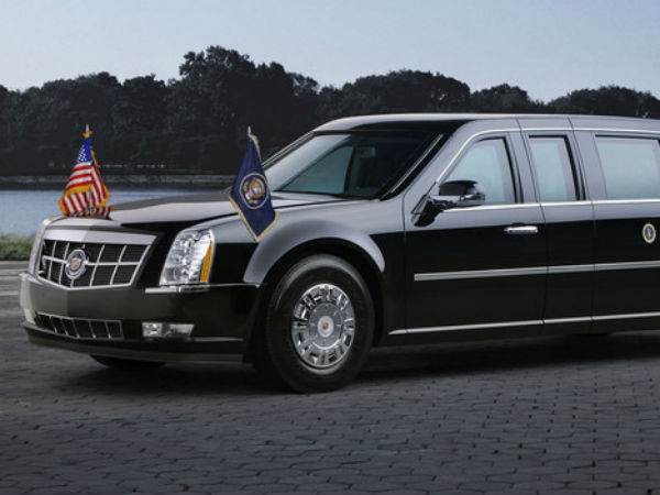The Beast to travel Delhi roads on Obama visit.