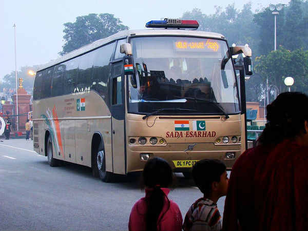 Pakistan India Dosti Bus Service Restricted To Wagah