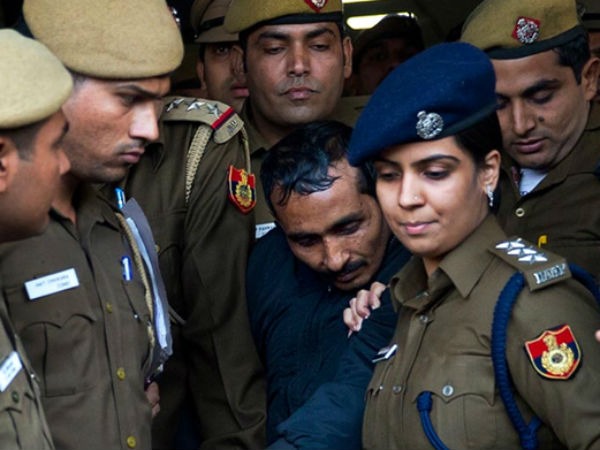 Rape accused Shiv Kumar Yadav