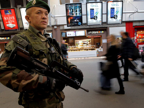 Terrorism: If France can, why can't we?