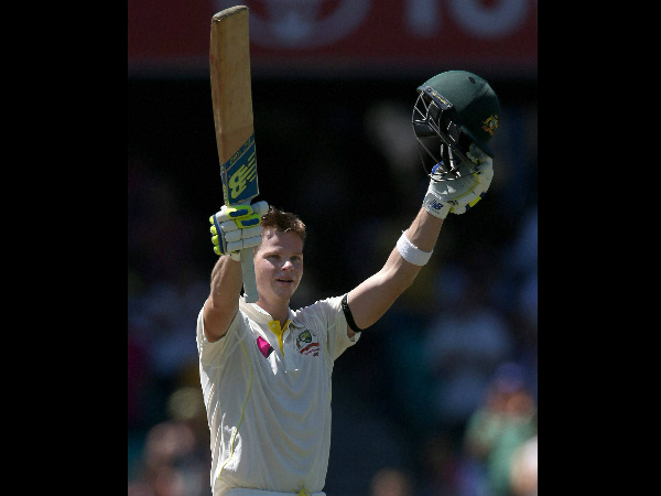 Smith scored 769 runs in the series