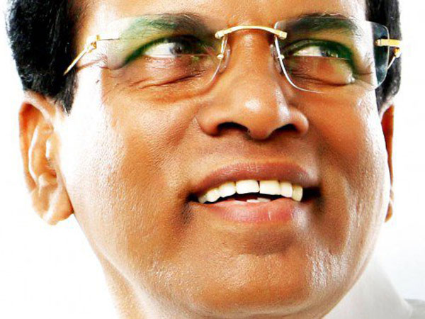 SL elections: Who is Sirisena?