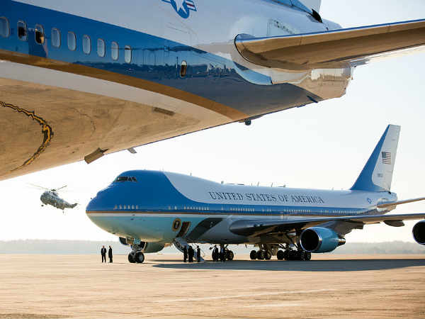 Interesting facts about US President Barack Obama's Air ...