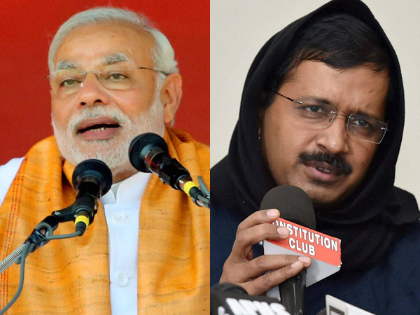 Why Modi is a hurdle for Kejriwal