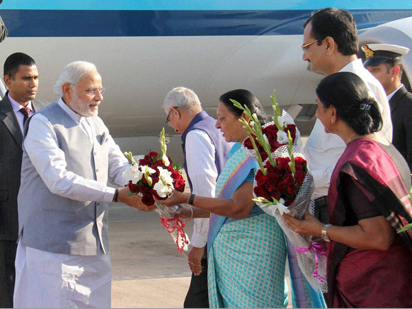 PM to inaugurate Gujarat Summit today