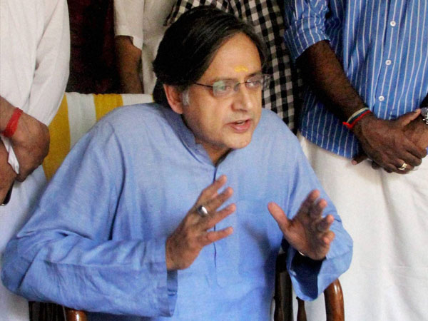 'I have nothing more to add':Tharoor