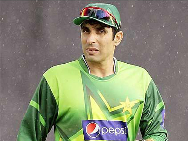 File picture of Misbah-ul-Haq