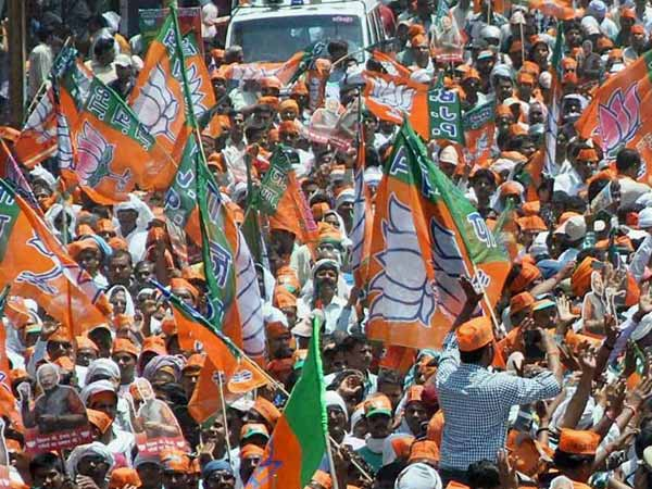 Achhe din for BJP in North East? Tripura party, 6000 supporters merge with BJP.