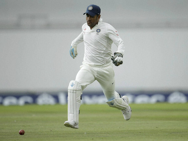 Dhoni quit Tests after third Test against Australia in Melbourne last month