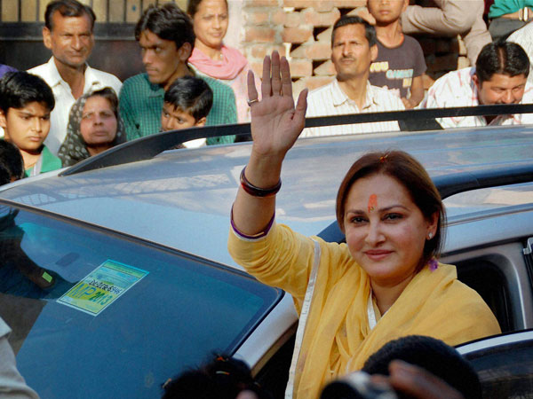 Will Jaya Prada join the BJP?