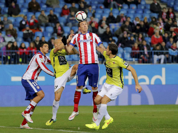Atletico Madrid knocks Real Madrid out of King's Cup