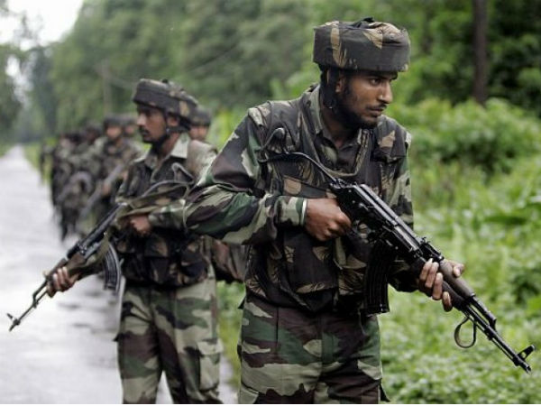Militants attack jawans in Manipur