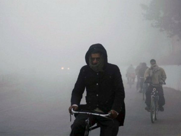 Cold waves continue in Punjab, Haryana