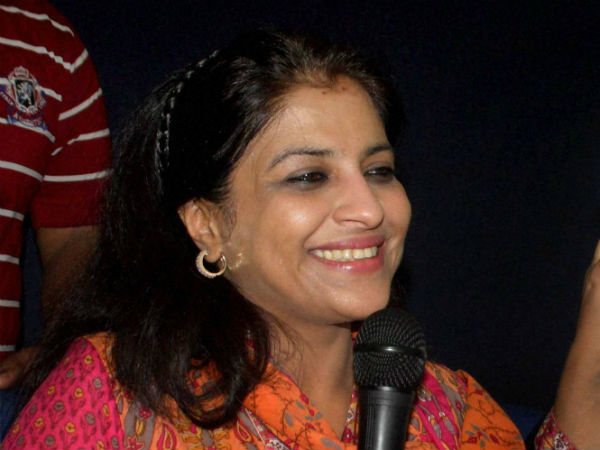 After Bedi, now, former AAP leader Shazia Ilmi joins joins BJP.