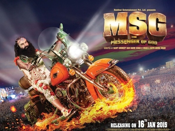 MSG row: Nearly 60 INLD workers detained ahead of MSG screening in Gurgaon.