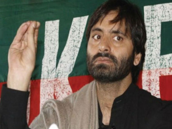 J&K: Yasin Malik arrested amid protests