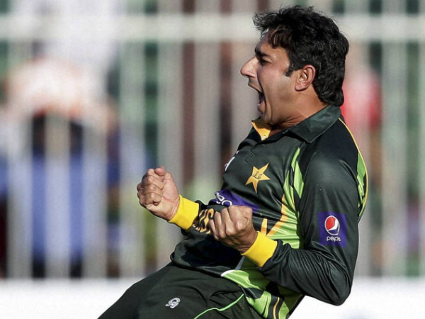 PCB not happy with Saeed Ajmal