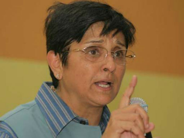Know Kiran Bedi's 6 P formula for Delhi