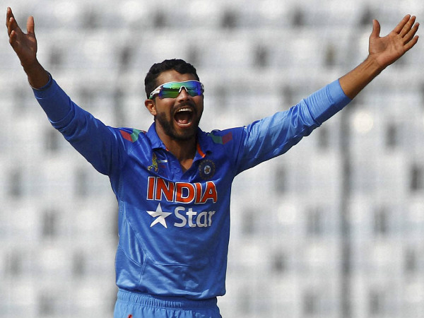 Ravindra Jadeja will miss tomorrow's game