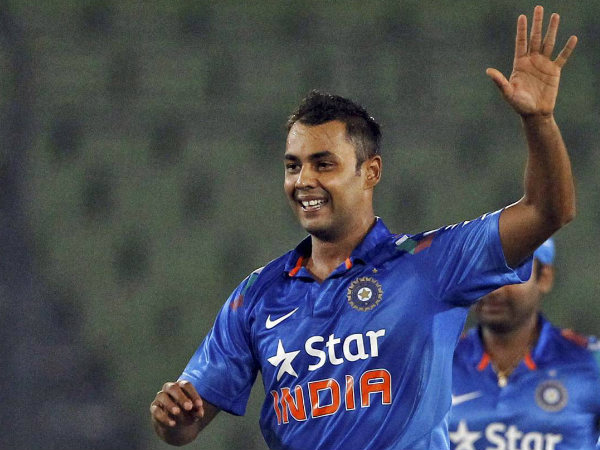 Stuart Binny will be happy to have got his captain's backing