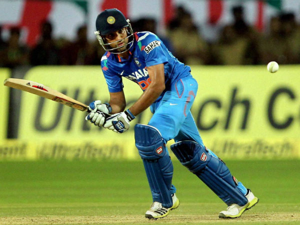 Rohit Sharma was targeted by David Warner