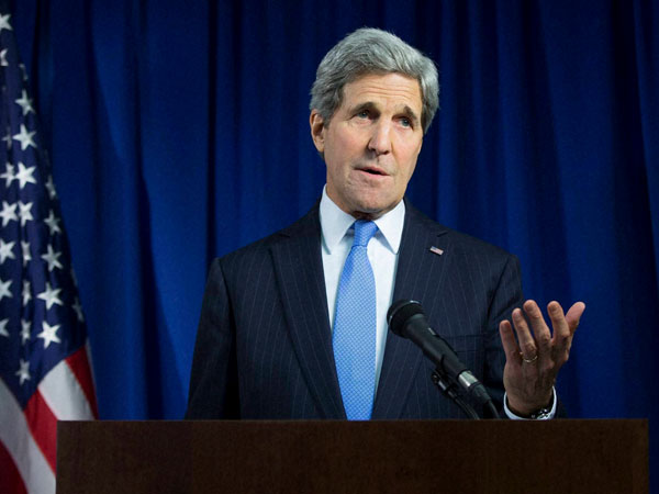 Kerry to hold talks on Islamic State