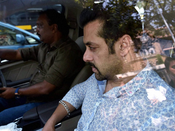Salman's case put off as lawyer unwell, witness seeks security.