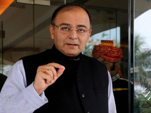 Jaitley:GST welcomed by different states