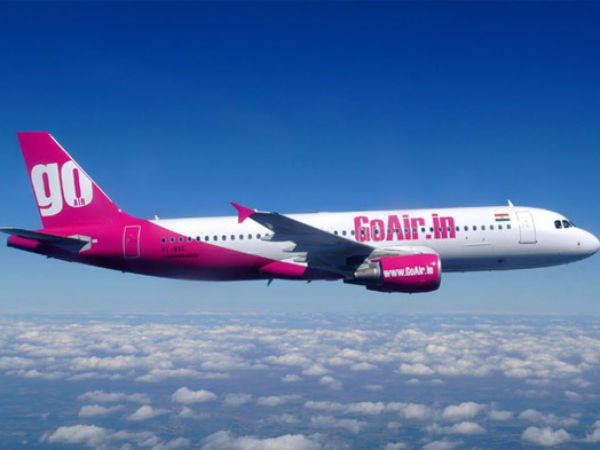 GoAir flight