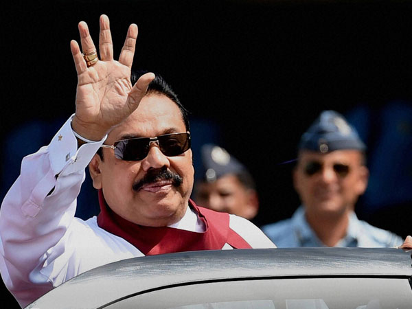 Police raids Rajapaksa's country home