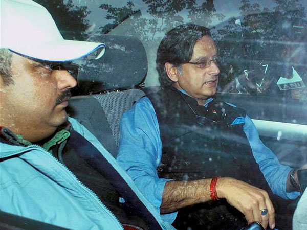 Tharoor may be questioned again