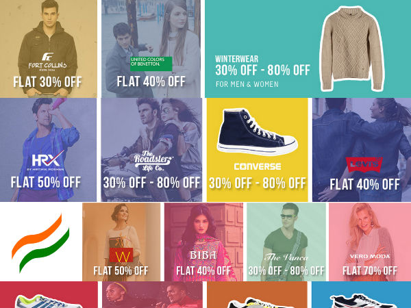 Make the most of sale this Republic Day
