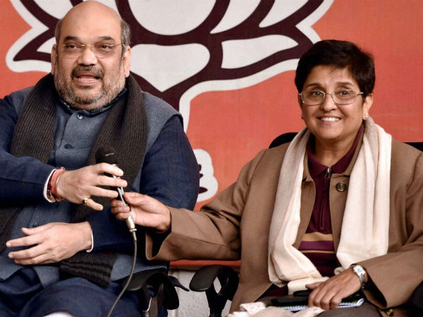 Delhi polls: Kiran Bedi is a crorepati!