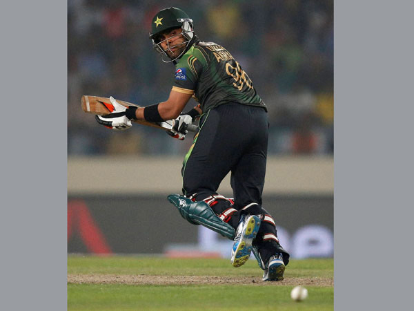 Umar Akmal to change shirt number from 96 to 3