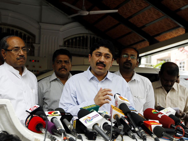 Read: Allegations against Maran