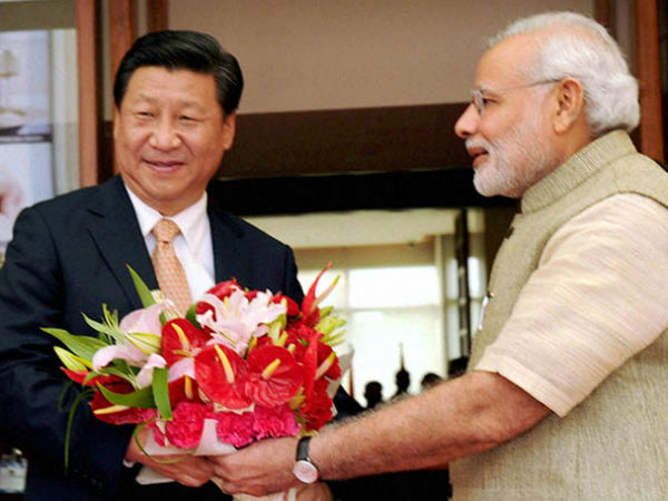 Modi Govt's strategy for China