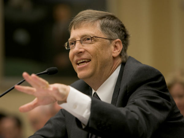 By 2030, world's poor will have better lives, says Bill Gates.